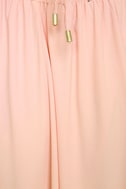 Everything's All Bright Blush Pink Backless Maxi Dress 6