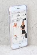 Zero Gravity Stoned Marble iPhone 7 Case 2