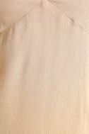 Kaliska Light Taupe Midi Dress 6