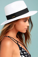 Billabong Here and There White Straw Hat 2