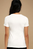 Sightseeing White Tee 3