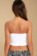 Free People Brami White Bra Top 4