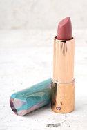LAQA & Co. Olive Rose Dark Pink Avo Lip Butter 1