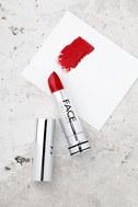 FACE Stockholm Evita Red Matte Lipstick 1