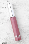 FACE Stockholm #81 Rose Pink Lip Gloss 2