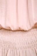 Cherished Memories Blush Pink Sleeveless Top 4