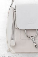 Sidewalk Stunner Grey Backpack 3