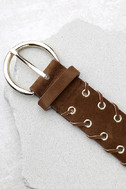 Indio Gold and Brown Belt 2