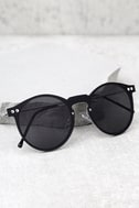 Spitfire Orphius Black Sunglasses 1