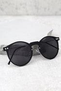 Spitfire Orphius Black Sunglasses 1