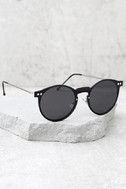 Spitfire Orphius Black Sunglasses 2