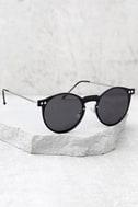 Spitfire Orphius Black Sunglasses 2