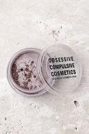 Obsessive Compulsive Cosmetics Smote Dark Brown Loose Colour 1