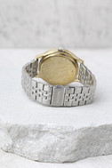 Nixon Sala Silver and Pearl Watch 3