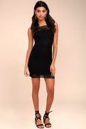 Black Swan Tyra Black Lace Dress 2