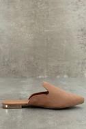 Ember Camel Loafer Slides 3