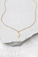 Desert Daze Gold Choker Necklace 1