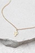 Desert Daze Gold Choker Necklace 2