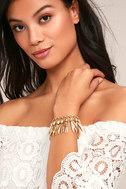 Pieces of Paradise Gold Bracelet 1