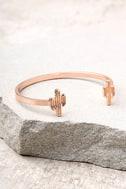Darling Desert Rose Gold Bracelet 1