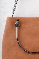 Charmed Style Tan Mini Bag 2