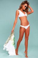 Tavik Connor White Bikini Bottom 2