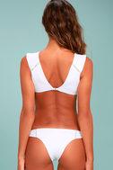 Tavik Connor White Bikini Bottom 4