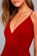 Time to Tango Red Midi Dress 4