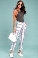 Revival Heather Grey Backless Bodysuit 1
