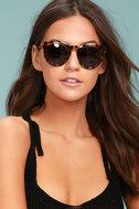 Crap Eyewear The T.V. Eye Tortoise Sunglasses 3