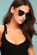 Totally Classic Black Sunglasses 3