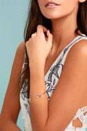 Do the Twist Silver Bracelet 3