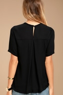 Simply Sophisticated Black Top 3