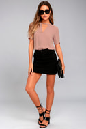 Simply Sophisticated Mauve Top 2