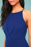 Best Wishes Royal Blue Dress 4
