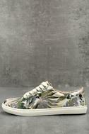 J Slides Cameron Beige Multi Sneakers 1