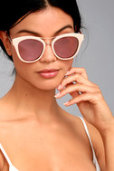 Hollywood Tunes Pink Sunglasses 1