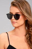 Spitfire Orphius Black Sunglasses 3