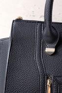 Wing-Woman Black Handbag 4