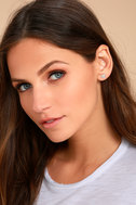 Heart's Desire Silver Earrings 2