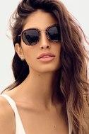 Bupkis Matte Tortoise Sunglasses 5