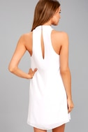 Groove Thing White Swing Dress 3