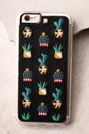 Zero Gravity Santa Fe Black Embroidered iPhone 6 and 6s Case 1