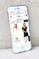 Zero Gravity Santa Fe Black Embroidered iPhone 6 and 6s Case 2