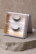 Battington Lashes Harlow 3D Black Silk False Eyelashes 3