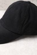 Billabong Sand Club Black Baseball Cap 3