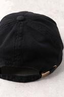 Billabong Sand Club Black Baseball Cap 4