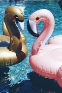Sunnylife Swan Gold Luxe Float 2