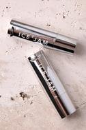 ICE + JAM Ouch, Ouch You're On My Hair! Peach Jam Lipstick 1