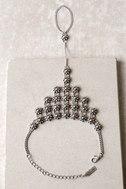 Guiding Spirit Silver Harness Bracelet 2